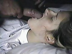 good homemade amateur facial cumshot