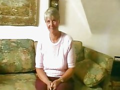 Granny Strips and Dildos