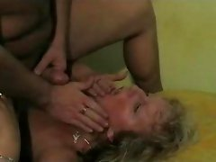 German Couple Cumshot