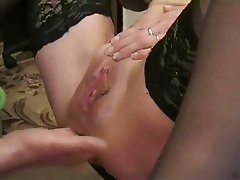 MILFs Hot Anal Fisting