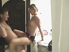 (kalkgitkumdaoyna)amateur couple in bathroom