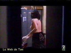 Anabel Alonso in El crimen del cine Oriente