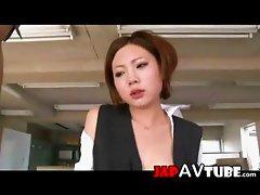 Iroha Kawashima gets bukkake