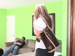 Guy Meets His Hot Stepmom Morgan Reigns And Fucks Her