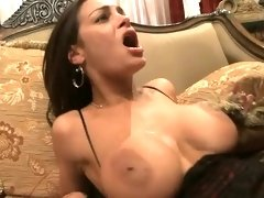 Angela haves her pussy ravished by a rod massy