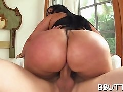 her wet pussy gets nailed feature clip 1