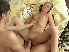 No one falls in love with cock so quickly like the sexy Suzi does!