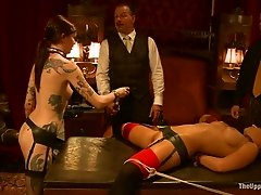 Great Bondage With Amazingly Hot Ladies