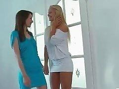 Dalma Albert o & Cintia Farkas go muffdiving