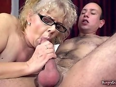 Ugly Grandma Viola Jones Fucked