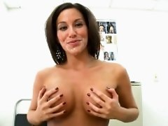 Breasty mature darling is getting her wild pussy devoured