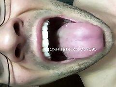 Tongue Fetish - Lance Tongue Part5 Video2