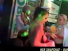 bisexual pornstars fucking in a club her snapchat - bambi18xx