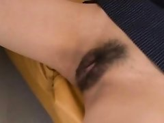 Pantyhose scenes with nasty Yuzu Shiina