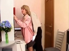 Russian mature M.S.C. #021 - Natalie