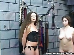 BDSM play is more exciting if you add some whipping to it