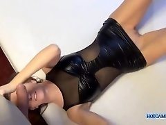 Hot German babe gets a her pussy fuck hard in a very fast pumping