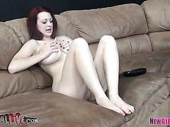 Jessica Robbin redhead