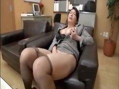 asian secretary pt1- more at mantraporn.com