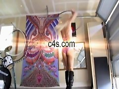 Hula-hoop at clips4sale.com