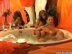 Turkish Massage Lady Blonde MILF