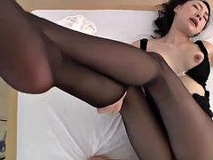 my JAPANESE MOM - cum in mouth