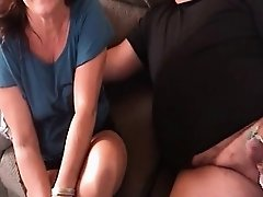 Mature mother tells cuck how to ja Brook from 1fuckdatecom