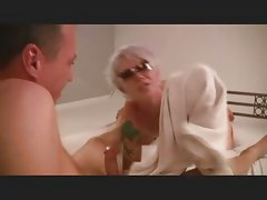 hot amateur gangbang in germany part 5 of 6 - german - csm