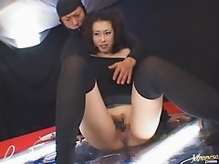 Game Playing Babes In Mini Skirts Fucked In An Orgy