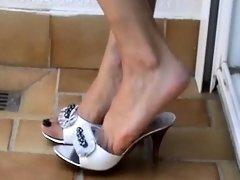 Foot worship revenge foot fetish