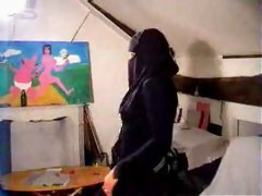 Arabic Girl Blow Cook