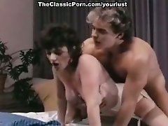 Spunky chick is getting fucked in front of her cuckold hubby
