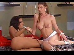 Ginger Jolie topless talk