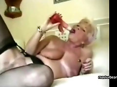 61 years old grandma from Texas.You are never too old to enjoy sex.