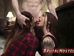 Teens are Blowing Hard Cock