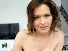 Stepsons dick matches stepmoms aged pussy