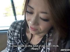 Torrid and kawaii Japanese girl has nothing against giving nice head