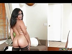 Cumming On Cassie