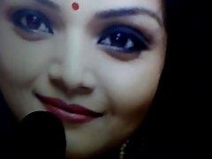 cummed on bengali slut Arunima Ghosh