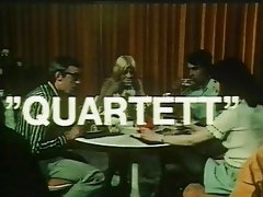 vintage 70s german - Quartett - cc79