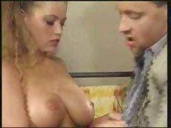 Busty blonde Lydia Pirelli fucking hard M22