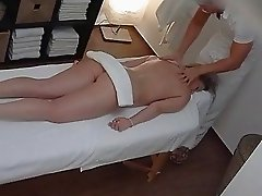 Hot Teen Girl Seduced during Massage