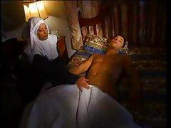 Deflowering Italian Nun! F70