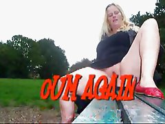 37yo BBW slut from the UK in park