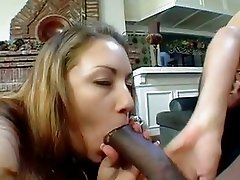 Sultry latina Olivia OLovely shares a big black cock with her gorgeous friend